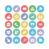 Celebration and Party Vector Icons 9 Stock Images