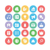 Celebration and Party Vector Icons 7 Stock Photo