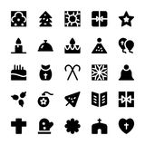 Celebration and Party Vector Icons 8. Lets celebrate this holiday season with true Christmas spirit. You will love using these Christmas icons for designing royalty free stock photos