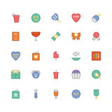 Celebration and Party Vector Icons 5. Lets enjoy the party Celebrations and Party add excitement and a lot of fun to life. If you have been looking for a way to Stock Image