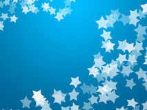 Celebration Stars Background Royalty Free Stock Photography