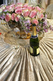 Celebration still-life Royalty Free Stock Image