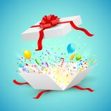 Celebration Surprise Gift Royalty Free Stock Image