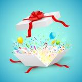 Celebration Surprise Gift Royalty Free Stock Image