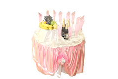 Celebration table Royalty Free Stock Photography