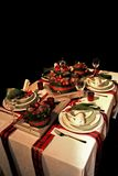 Celebration table Stock Photography
