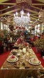 Celebration table. Theme Royalty Free Stock Photos
