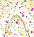 Celebration theme Stock Photo