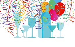Celebration theme Stock Photography