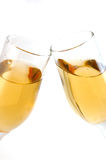 Celebration toast Stock Photos