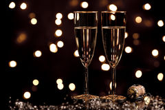 Celebration For Two Royalty Free Stock Photo