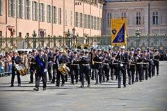 Celebrations of Italian Republic Day Stock Photos