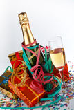 Celebrations kit royalty free stock image