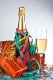 Celebrations kit Stock Photography
