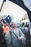 Celebrations way Rifai Sufi Egypt Stock Image