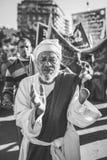 Celebrations way Rifai Sufi Egypt Royalty Free Stock Image