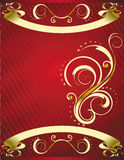 Celebrator Y Card Royalty Free Stock Images