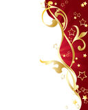 Celebratory background. Royalty Free Stock Image