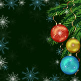 Celebratory Background, New Year And Christmas Car Royalty Free Stock Image
