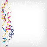 Celebratory background Royalty Free Stock Photography