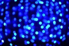 Celebratory bakgrund för jul Arkivbild