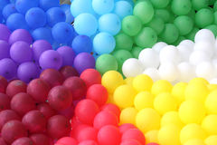 Celebratory balloon Stock Photos