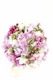 Celebratory bouquet of various flowers Stock Photo