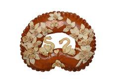 Celebratory bread Royalty Free Stock Image