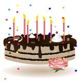 Celebratory cake Stock Photo