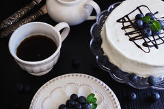 Celebratory cake Royalty Free Stock Photos