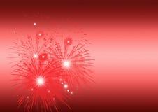 Celebratory card Royalty Free Stock Photography