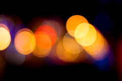 Celebratory fires, abstract background Royalty Free Stock Photos
