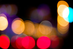 Celebratory fires, abstract background Royalty Free Stock Images
