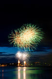 Celebratory  firework Royalty Free Stock Photos