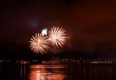 Celebratory  firework Royalty Free Stock Photos