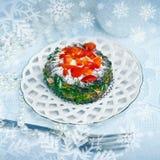 Celebratory food Stock Photography
