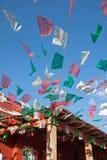 Celebratory mexican decoration Royalty Free Stock Photo