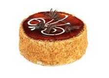 Celebratory pie Royalty Free Stock Images