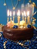 Celebratory Table Royalty Free Stock Image