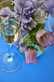 Celebratory table Stock Photos