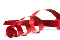 Celebratory tape Stock Images