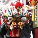 Celebrazione cinese dell'nuovo anno, 2012 Fotografie Stock