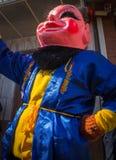 Celebrazione cinese di nuovo anno Fotografia Stock