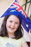 Celebrazione del giorno dell'Australia Immagine Stock