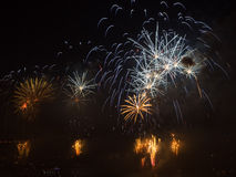 Celebrazione del giorno turco della Repubblica a Istanbu Immagini Stock