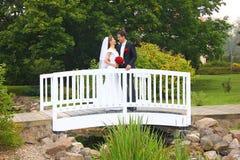 Celebrazione del matrimonio Fotografia Stock