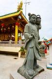 Celebrazione del nuovo anno cinese nel tempio Saphan Hin Immagine Stock