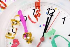 Celebrazione dell'anno nuovo fotografia stock