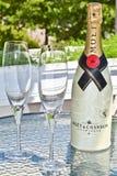 Celebrazione di Champagne Fotografie Stock Libere da Diritti