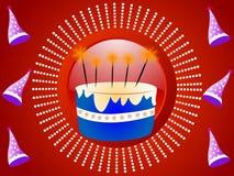 Celebrazione di compleanno Fotografie Stock